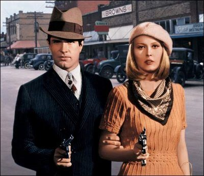 bonnie and clyde2 FASHION IN FILM