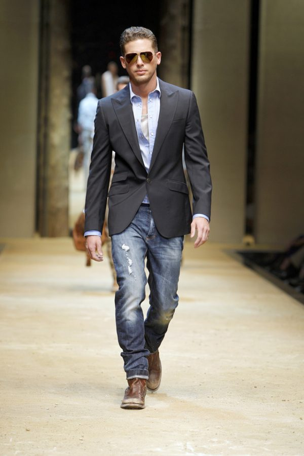 MENS STYLE: 5 ESSENTIAL ITEMS