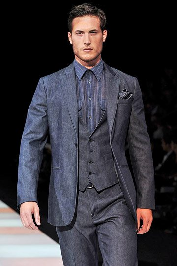 Giorgio Armani MENS STYLE  BUYING A SUIT