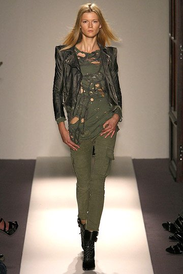 Balmain spring 2010 collection 2 Summer Breeze........