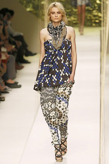 Kenzo spring 2010 collection NYmag 2 Summer Breeze........