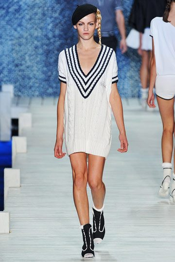 Lacoste spring 2010 collection NYmag 2 Summer Breeze........