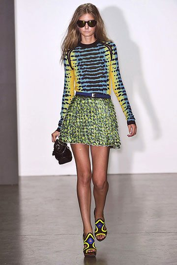 Proenza Schouler spring 2010 collection NYmag 2 Summer Breeze........