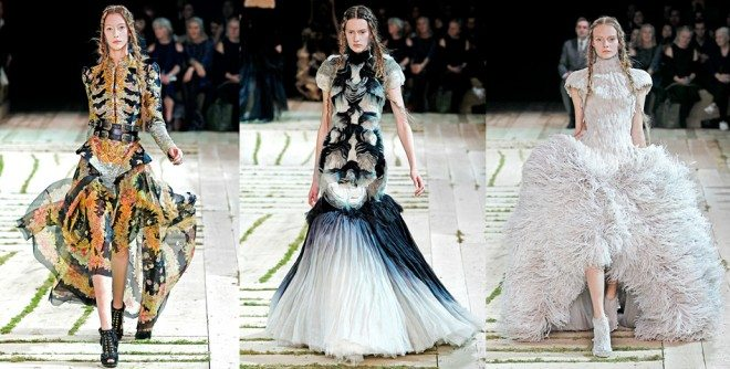 mcqueen 660x334 Paris Fashion Week Spring/Summer 2011 Round up