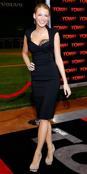 Blake Lively In Antonio Beradi Antonio Beradi AW2011  Every Girl Needs a Wow Dress