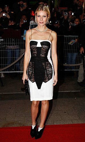 Gwyneth Paltrow in Antonio Beradi 3 Antonio Beradi AW2011  Every Girl Needs a Wow Dress