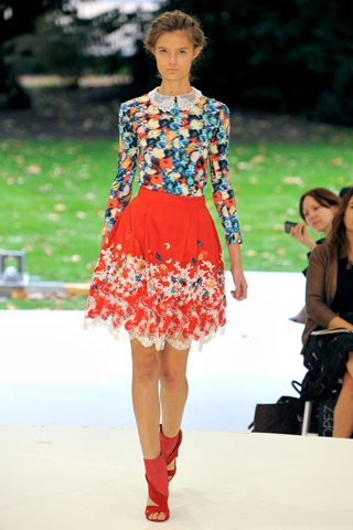 erdem Work It : Stylist Styles Spring Summer 2011
