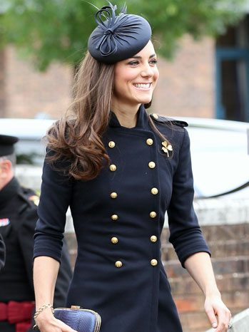kate middleton blue mcqueen Kate Middletons Style : Hit or Miss?