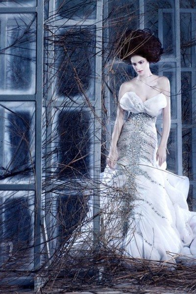 michael cinco photo4 400x600 The Most Glamorous Wedding Dresses