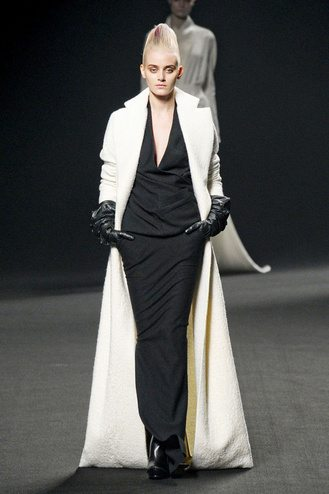 haider ackerman The New Maxi Coat Trend