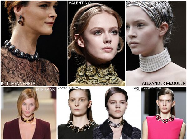 chokers11 Chokers: New Statement Jewellery