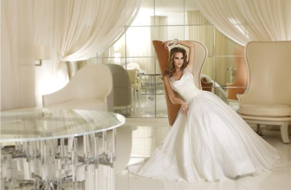 Caroline Castigliano Wedding Dress Wedding Style  Designer Wedding Dresses