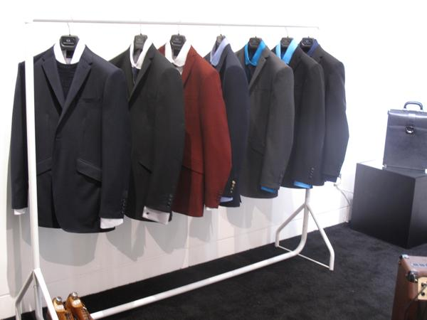 Savile Row Suits Mens Style : Oswald Boateng The Savile Row Suit