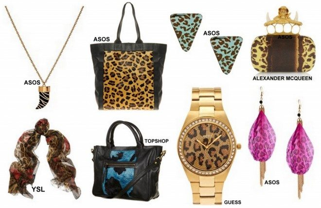 Animal print compliation 1 660x428 Spring Summer Trends Animal Print Rocks