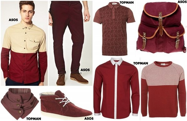 high street wine tones1 Mens Fashion The Summer Wine