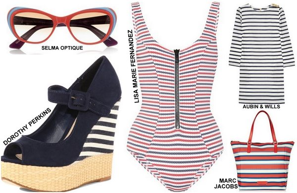 stripes 1 SUMMER STYLE: The White Stripes!