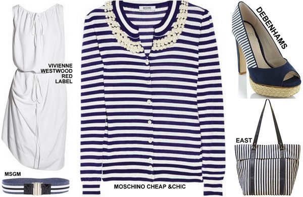 stripes 2 SUMMER STYLE: The White Stripes!