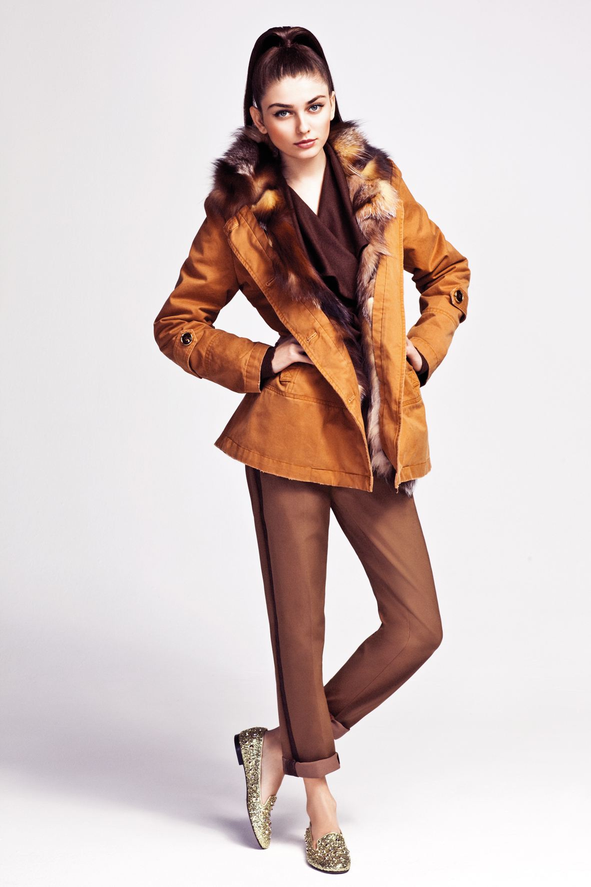 Модные куртки для девушек фото