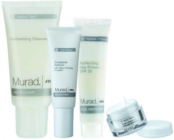 Murad Ageless Beauty Skincare Set contents e1351686789204 Beauty Buzz : Autumn Beauty
