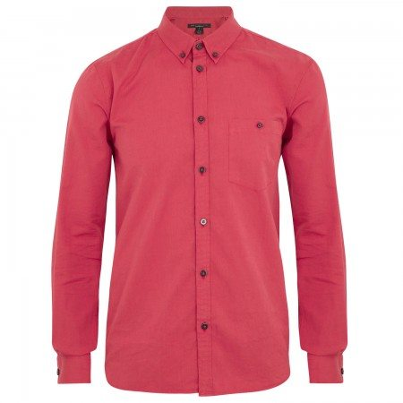 Marc Jacobs red oxford shirt