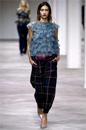 Dries Van Noten Spring 2013 Trend Making Waves