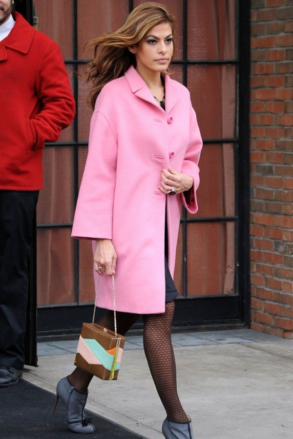 Hot Pink : Stylist Favourite Spring Trends 2013 - Gabrielle Teare