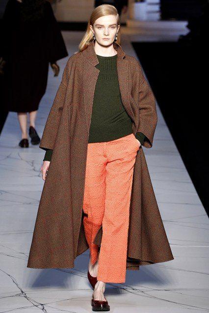 Rochas Cocoon Coat