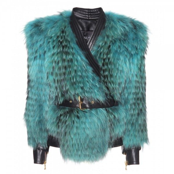 BalmainLeather-and-fur-biker-jacket--STANDARD