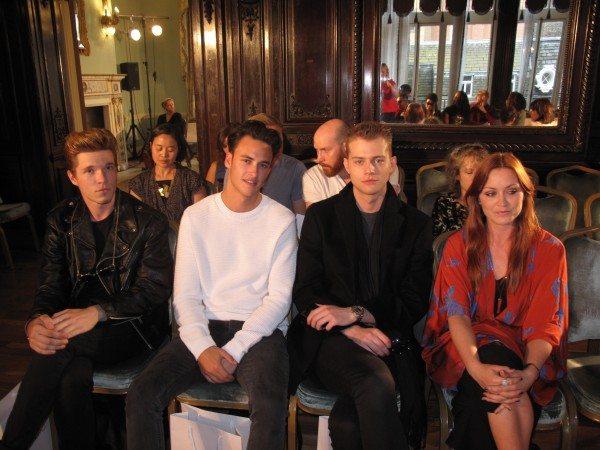 Busardi Couture SS2015 London Fashion Week 002