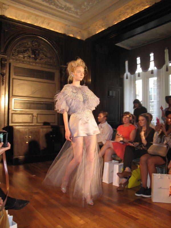 Busardi Couture SS2015 London Fashion Week 020