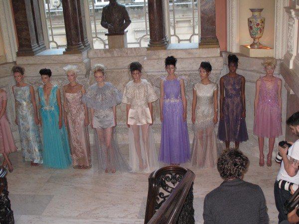 Busardi Couture SS2015 London Fashion Week 023